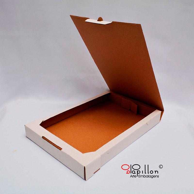 Caixa de papelão para doces
