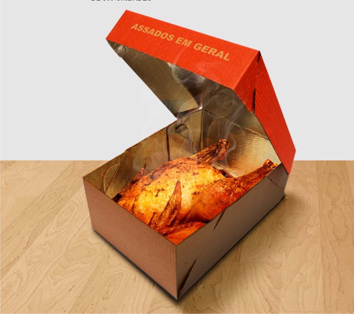 Caixas personalizadas para delivery