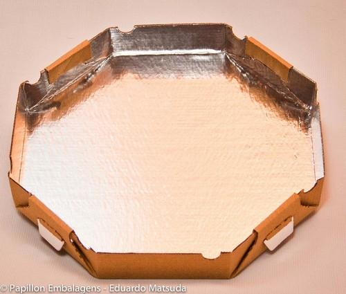 Fornecedor de chapas de papelão laminadas