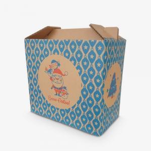 Embalagens para cestas natalinas